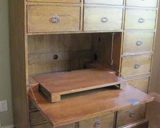 Storage/Computer Cabinet.
