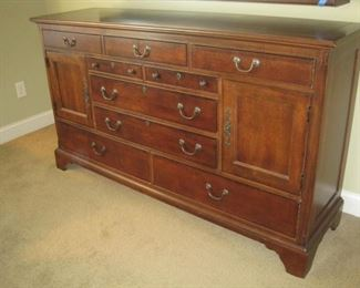 Dresser and Nightstands by Stanley.