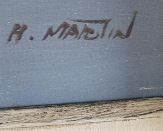 Signature H. Martin