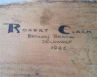 Robert c Clark