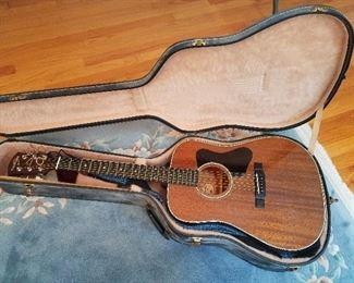 Maderia Acoustic Guitar