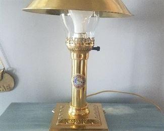 Repro Titanic Lamp
