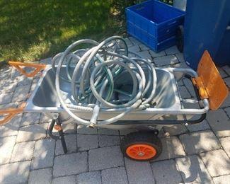 Cart , hose