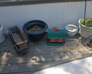 Misc Garden Items