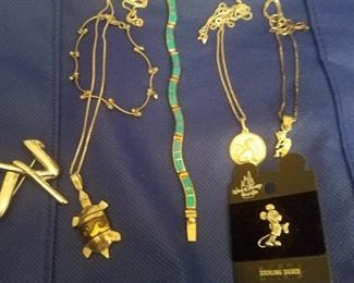 Misc Sterling Silver Jewelry
