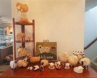 Misc Sheep Figurines