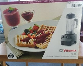 New in box Vitamix