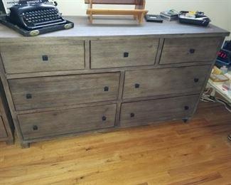 Nearly new dresser