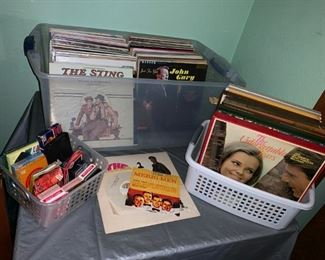 LOTS of Vintage LPs, some Boxed Sets!