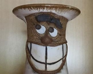 Whimsical pottery