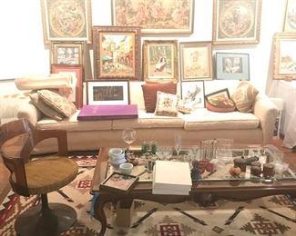 listed art, signed art, judaica