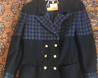 •Authentic Chanel Suit and Chanel Skirt •Vintage Designer Clothing