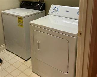Washer & Dryer must go!