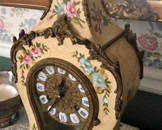 FHS Franz Hermle & Sons clock