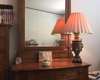 Nice Antique Dresser