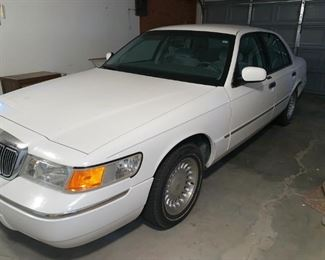 1999 Mercury Grand Marquis      68,000miles . This car is very well taken care of !