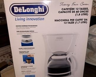 Coffee maker - new in box