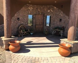 Entrance to this beautiful Great AZ Estate Sale! Everything is for sale.