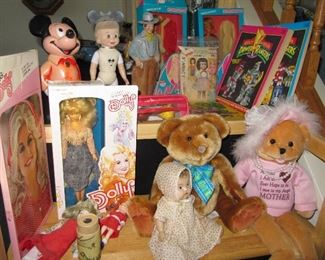 Dolly Parton, Mickey Mouse, Power Rangers, more!