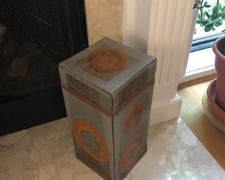 Ceramic canister - large