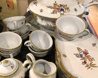 Ceramic Italian pottery