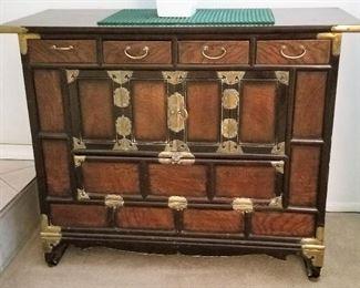 Oriental furniture too!