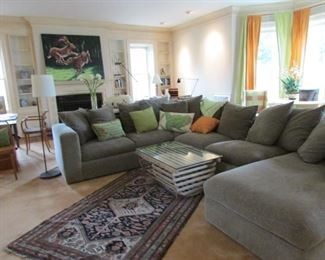 Room and Board Sectional