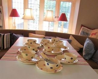 How fun are these dishes