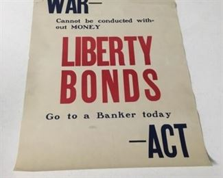 War Cannot Be Conducted Without Money