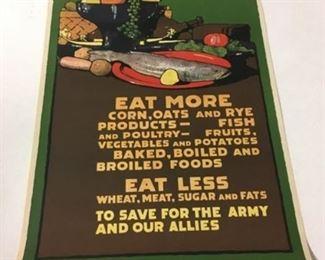 Eat More Corn, Oats & Rye