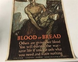 Blood Or Bread