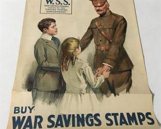 War Savings Stamps #2
