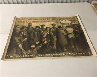 War Savings Stamps #1