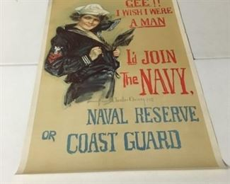 I'd Join The Navy