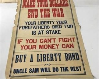 Make Your Dollars End The War