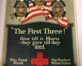 """""""The First Three"""""""