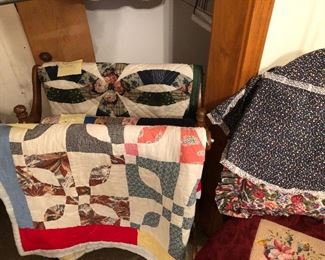 More handmade quilts