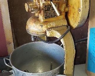 hobarts mixer