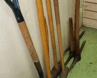 pick axes