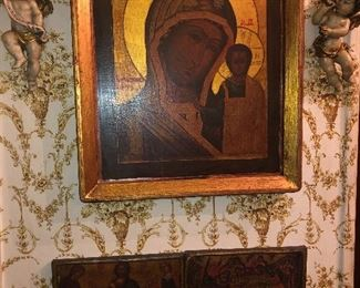 Reproductions from Russia