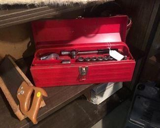 Tools Tool room