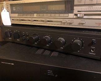 Technics 2 cassette decks
