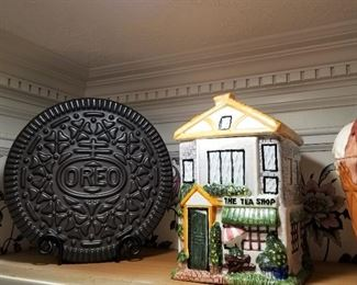 Oreo Cookie Jar