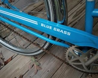 Blue Grass Bicycle