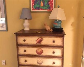 Kids Spots  Dresser