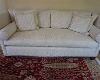 Greenbaum custom sofa