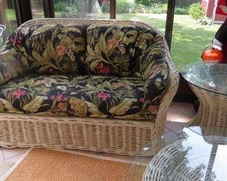 5 Piece porch set in excellent condition.