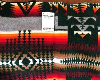 Chief Joseph blanket