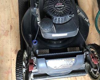 Craftsman lawnmower.