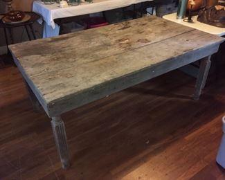 Montgomery Co. Farm Table